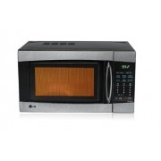 LG 20 L Grill Microwave Oven (MH2046HB, Black)