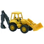 NEWRAY 33003 - Construction Machine Backhoe Loader, Scala 1:48