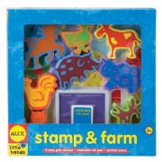 Alex Toys Little Hands Stamp And Farm
