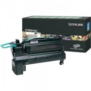 Тонер касета за Lexmark C792 Black Extra High Yield Return Program Print Cartridge (20K) - C792X1KG