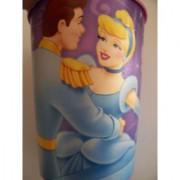 Disney Princess 16 oz Plastic Party Cup by Hallmark (Cinderella & Prince Charming)