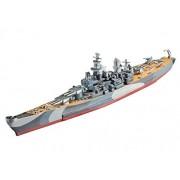 Revell 1:1200 - Battleship USS Missouri (WWII)