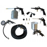 Set pneumatskih alata Elektro Maschinen DWK 14 S