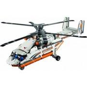 Set Constructie Lego Technic Elicopter De Transporturi Grele