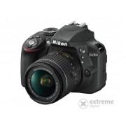 Aparat foto Nikon D3300 kit (obiectiv AF-P 18-55mm VR), negru, 3 ani garanţie body