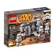 LEGO Star Wars - Transporte de tropas imperiales, multicolor (75078)