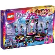 LEGO® Friends Scena de spectacol a vedetei pop 41105