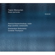 Muzica CD - ECM Records - Tigran Mansurian: Quasi parlando