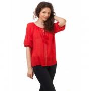 Bluza Girlish Look Red