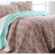 3-Piece Reversible Quilt Set (King)