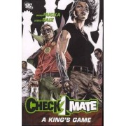 Checkmate TP Vol 01 A Kings Game by Nunzio DeFillipis