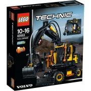 Volvo EW160E Lego