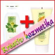 Fejbőr regeneráló pakolás (Nonimed haj- és fejbőr regeneráló gél + Herba Gold Aktív Balzsam 75 ml + MultiDrops)