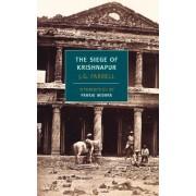The Siege of Krishnapur by J G Farrell