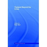Thailand Beyond the Crisis by Peter Warr