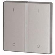 Capac Buton dublu - Argintiu I/O CWIZ-02/13 EATON