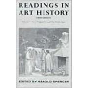 Readings in Art History by Harold Spencer