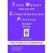 Tutor Master Helps You with Comprehension Practice: Standard Set One by David Malindine