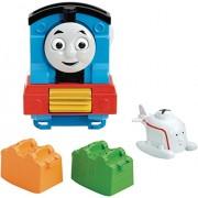 """Mattel CDN11 - Fisher-Price, Giocattoli per bagnetto dalla serie """"Il trenino Thomas"""""""