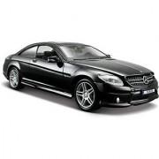 Maisto 1:24 Mercedes-Benz CL63 AMG - Black