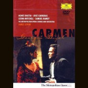 James Levine - Georges Bizet: Carmen (0044007300091) (1 DVD)