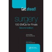 Get Ahead! Surgery 100 EMQs for finals by James Wigley
