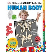 Ultimate Factivity Collection Human Body by DK