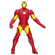 Marvel Avengers Mighty Battlers Iron Man Figure 6 Inches