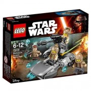 Lego - star wars -battle pack resistenza