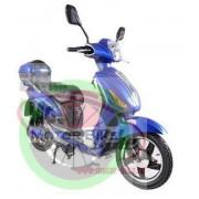 Scuter Electric ZT09 LITHIUM BLUE ( FARA PERMIS )
