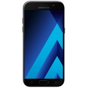 "Telefon Mobil Samsung Galaxy A5 (2017), Procesor Octa-Core 1.9GHz, Super AMOLED Capacitive touchscreen 5.2"", 3GB RAM, 32GB Flash, 16MP, 4G, Wi-Fi, Dual-Sim, Android (Negru) + Cartela SIM Orange PrePay, 6 euro credit, 4 GB internet 4G, 2,000 minute nationa"