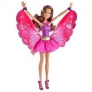 Barbie A Fairy Secret Fashion Fairy Friend Brunette Doll by Mattel