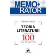 Teoria literaturii în 100 de termeni.
