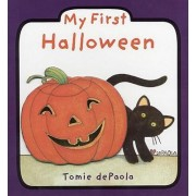 My First Halloween by Tomie DePaola