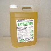 Nettoyant moquette par extraction