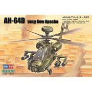 Hobby Boss 87219 - Modello di elicottero AH-64D Long Bow Apache in scala 1:72