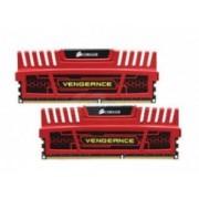 Corsair 8 GB DDR3-RAM - 2133MHz - (CMZ8GX3M2A2133C11R) Corsair Vengeance Red Kit CL11