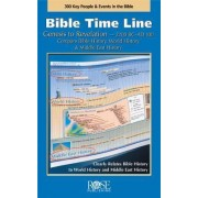 Bible Time Line 5pk by Rose Publishing