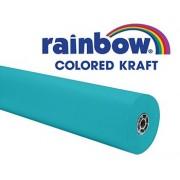 RAINBOW KRAFT ROLL 100FT BLUE