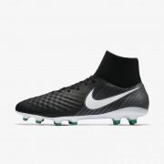 Nike Magista Onda II Dynamic Fit FG Negro,Gris azulado,Verde estadio,Blanco