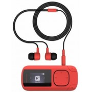 MP3 Player Energy Sistem ENS426485, 8 GB, Radio FM, Clip (Rosu/Negru)