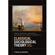Classical Sociological Theory by Craig Calhoun