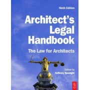 Architect's Legal Handbook by Anthony Speaight
