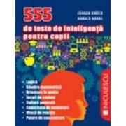 555 De Teste De Inteligenta Pentru Copii - Jurgen Bruck Harald Havas