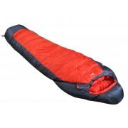 Millet Base Camp Long Slaapzak rood Mummie slaapzakken