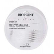 Biopoint Styling Creation Sculptor Aqua Wax (Fissaggio Forte 3) 100ml