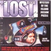 1000 pc. LOST 3 of 4, MYSTERY OF THE ISLAND JIGSAW PUZZLE