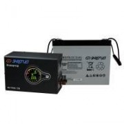 Комплект ИБП Инвертор навесной Энергия ПН-750 + Аккумулятор 75 АЧ