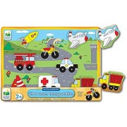 The Learning Journey My First Lift & Learn Transportation Puzzle