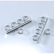 Convertor 1-4 siruri, Argint 925
